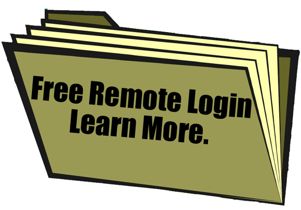 Remote Login Learn More